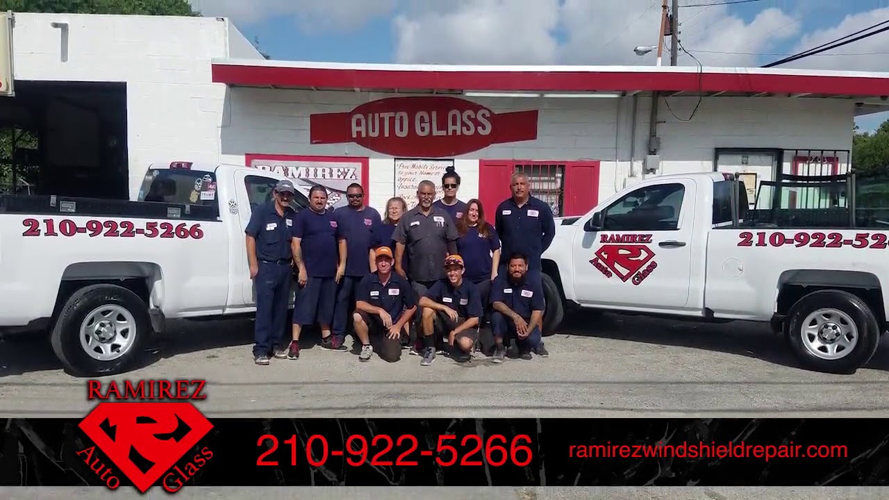 Rodriguez Auto Glass >> Ramirez Auto Glass Repair Replace Vintage Restoration On All Makes Models San Antonio Tx