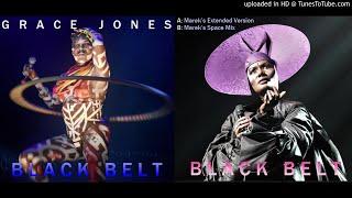 Grace Jones: Black Belt [Fictional New Single] (2021)