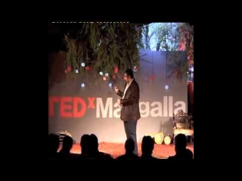 TEDxMargalla - Ali Moeen Nawazish - Education and Experiments