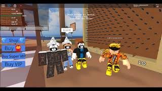 Playing potato panic in ROBLOX