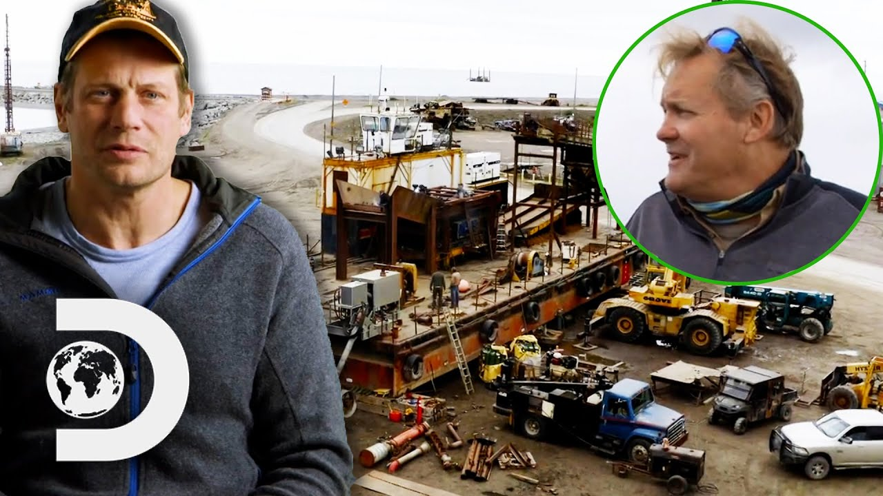 Download Shawn Stuns Business Partner With His Restoration Of The Myrtle Irene | Gold Divers