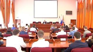 27.05.2016 Встреча мэра с Молодёжным парламентом