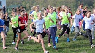 Indywidualne biegi prze�ajowe - rywalizacja dziewcz�t