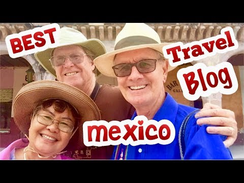 Best Travel Guide & Blog Mexico: Guadalajara, Mexico City , Cancun, Yucatán, mazatlan, San Miguel,