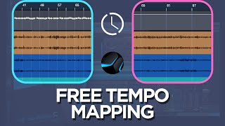 How to match Free-Tempo Multi Tracks to a fixed BPM in #StudioOne