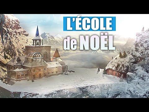 L'École de Noël - Film COMPLET en Français | Famille, Film de Noel