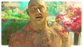 Guardians of the Galaxy 2 Drax & Mantis Funny Movie Clip (2017)