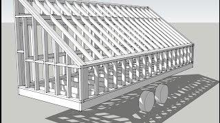 4k Hd: Woodworking Solar Kiln Introduction