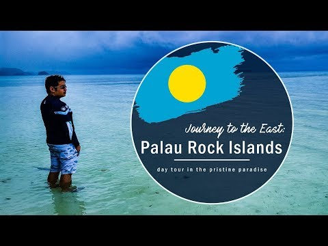Travel, People and Daily: Palau Journey (Rock Island Tour)