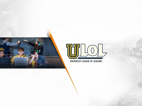 2017 uLoL Campus Series Ro64: Texas vs Texas Tech