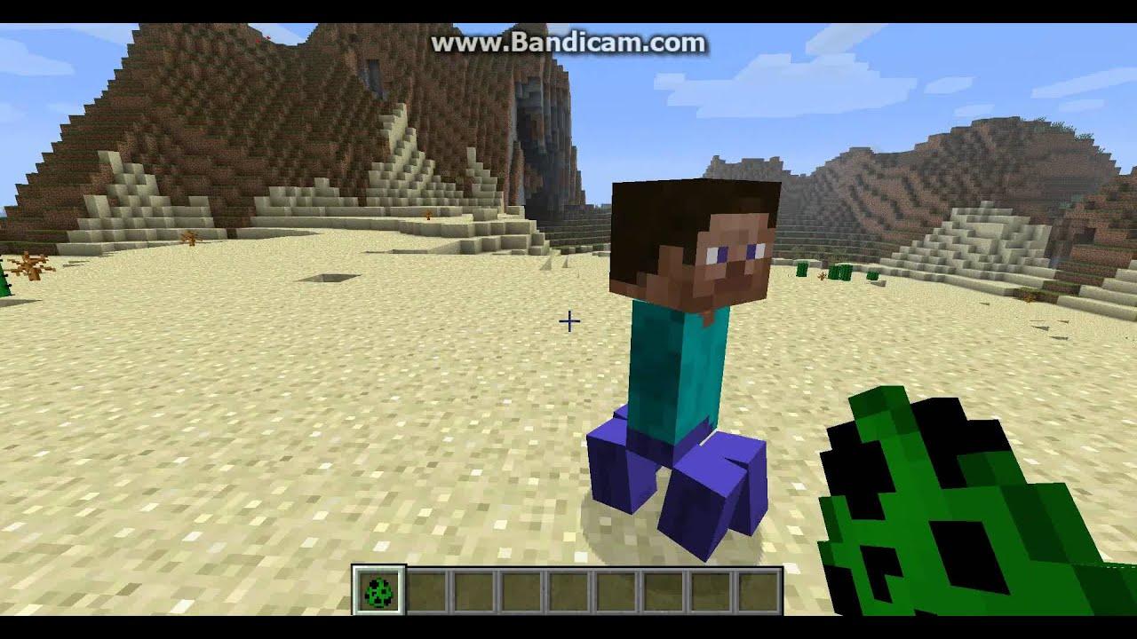 Minecraft creeper steve youtube - Minecraft creeper and steve ...