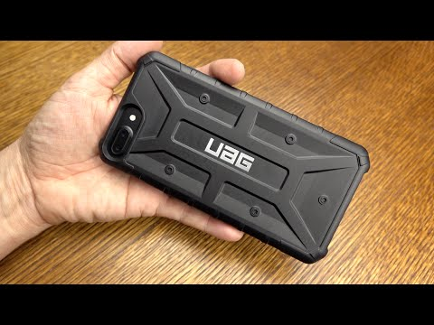 UAG Pathfinder iPhone 7 Plus Case