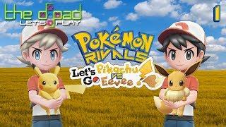 """There We Go"" - ROUND 1 - Pokémon: Let"