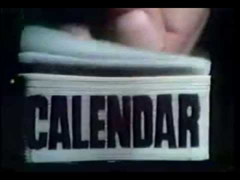 Yorkshire TV Calendar 1970s Theme