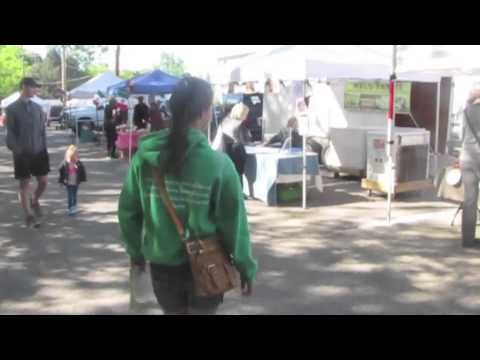 Animal, Vegetable, Miracle-Barbara Kingsolver Strawberry Rhubarb Crisp Struggle