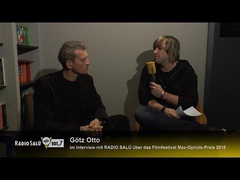 Interview mit Götz Otto über das Max Ophüls Filmfestival 2016