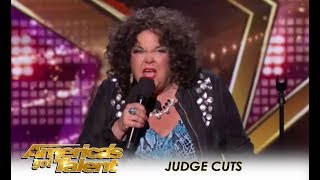 Vicki Barbolak: She's Just a Mom But FUNNY AS HELL! | America's Got Talent 2018