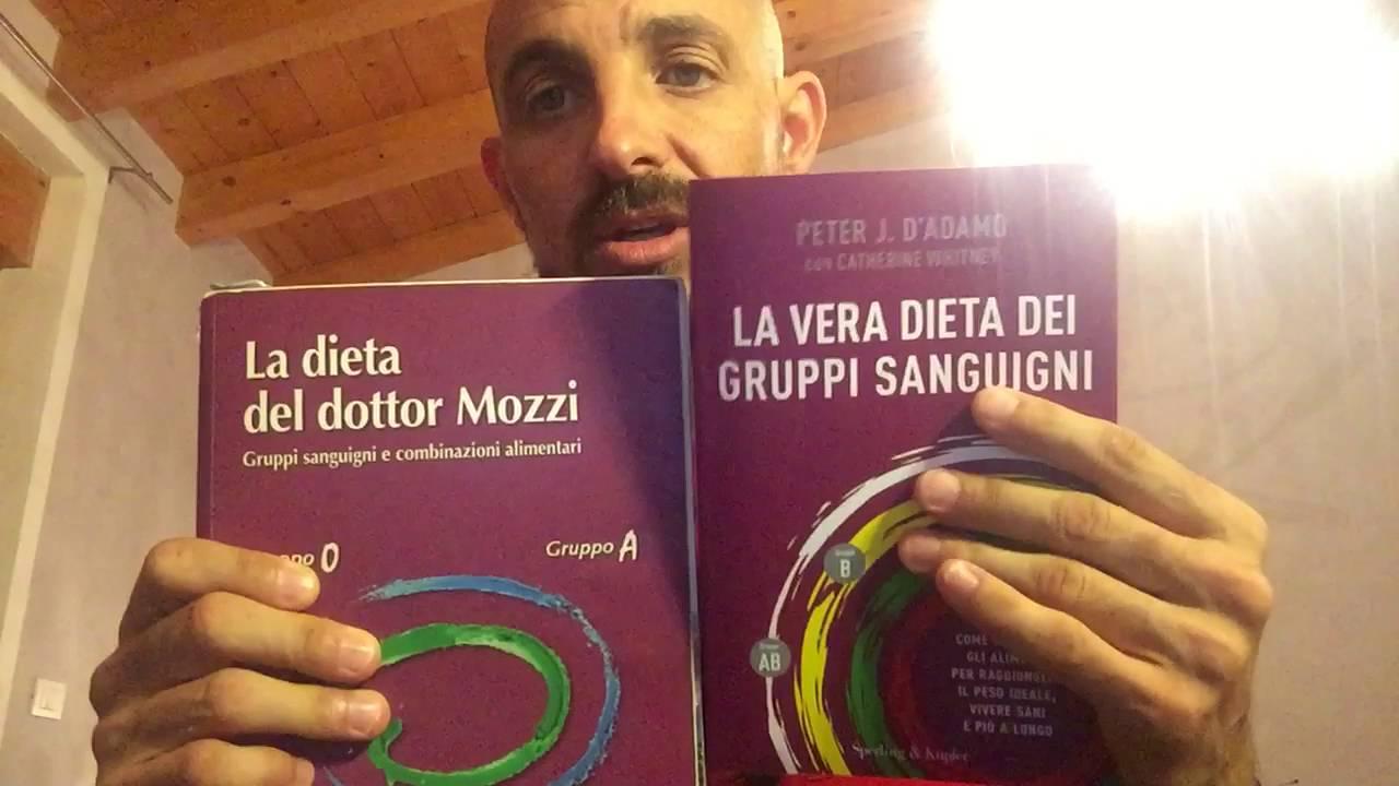DOTTOR MOZZI e PETER D'ADAMO: libri a confronto sulla..