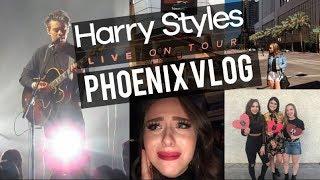 Harry Styles Live On Tour Phoenix Vlog