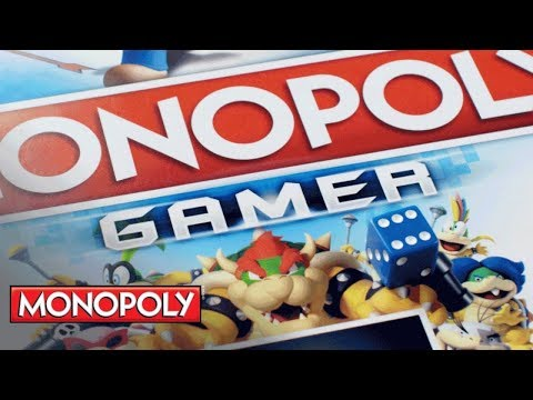 'Monopoly Gamer' Official TV Advert - Hasbro Gaming