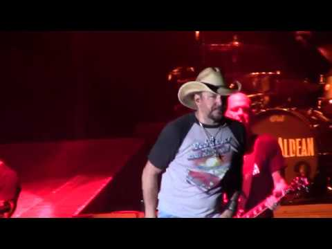 Jason Aldean - Burnin' it Down - Country USA 2018