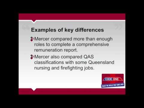 Remuneration Inquiry Presentation