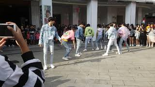 [KPOP IN PUBLIC CHALLENGE]191020 ATEEZ- Wave dance cover By AOD fullcam