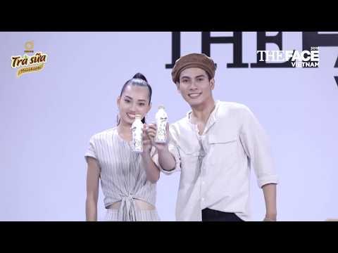 The Face Việt Nam 2018 – Thử thách quay TVC Trà Sữa Macchiato Không Độ