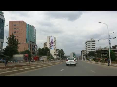 ADDIS ABABA CITY ROADS