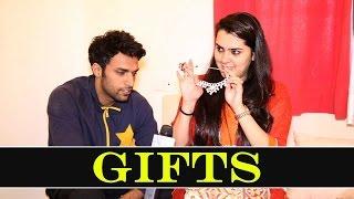 Shaleen & Diksha Gift Segment