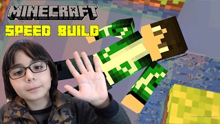 Minecraft Speed Builders Işte Budur - Bkt
