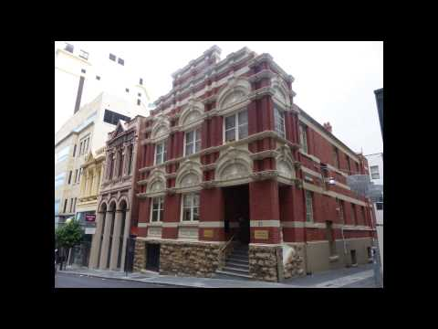 Classic Old Buildings In Western Australia