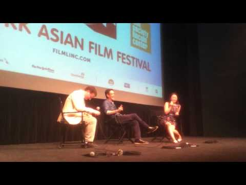 YOUNG & DANGEROUS Q&A with ANDREW LAU New York Asian Film Festival JULY 4 2013