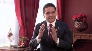 Silvano Aureoles envía mensaje Navideño a Michoacanos