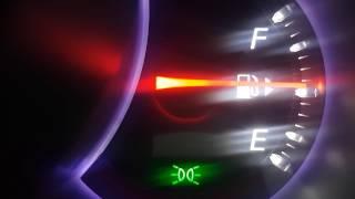 Infiniti m35 - Работа датчика уровня топлива после его ремонта