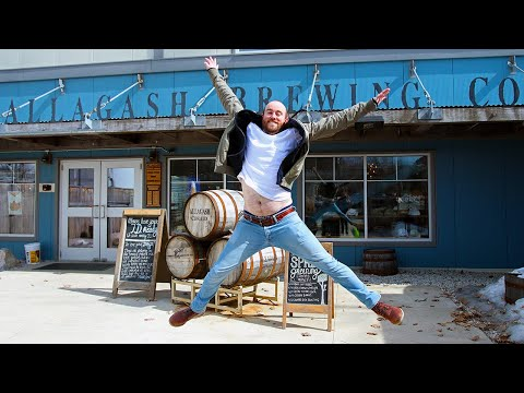 Allagash Brewery: The Good Old Days Are Now! | The Craft Beer Channel