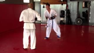 Kyokushin Karate at Dojo Americana, Oceanside, California