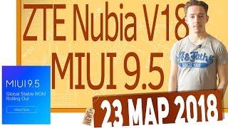 Новости IT. Xiaomi MIUI 9.5, Blackview P10000 Pro, ZTE Nubia V18, Samsung