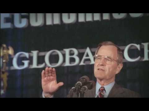 George H.W. Bush and a Sluggish Economy