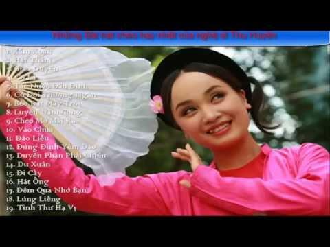 Những bài hát chèo hay nhất của nghệ sĩ Thu Huyền