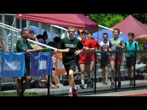2017 Kevin McGrath High Jump New Englands