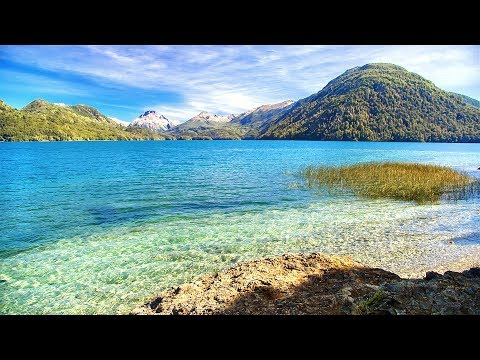 Teleport Yourself to 🌎 Earth's Most Beautiful Places with Nature Sounds,  Relaxing Video Background