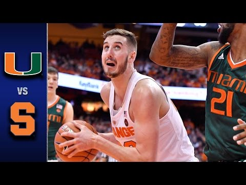 Miami vs. Syracuse Men