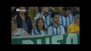 Argentina VS Bosnia And Herzegovina 2-1 (16.06.2014)