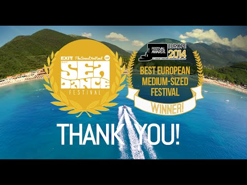 SEA DANCE Festival wins Best European Medium-Sized Festival Award 2014