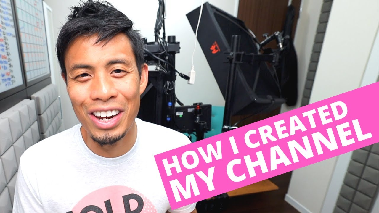 How I Created my YouTube Channel