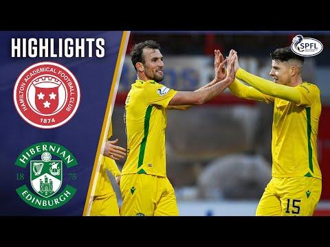 Hamilton Hibernian Goals And Highlights