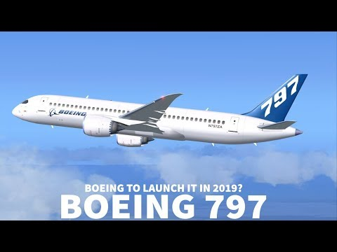 BOEING 797 Will LAUNCH Within 1 YEAR