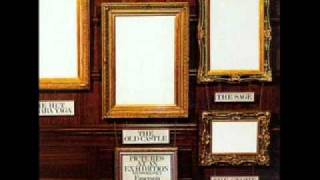 Emerson Lake & Palmer - The Sage , Picturea at the Exhibtion , 1971.