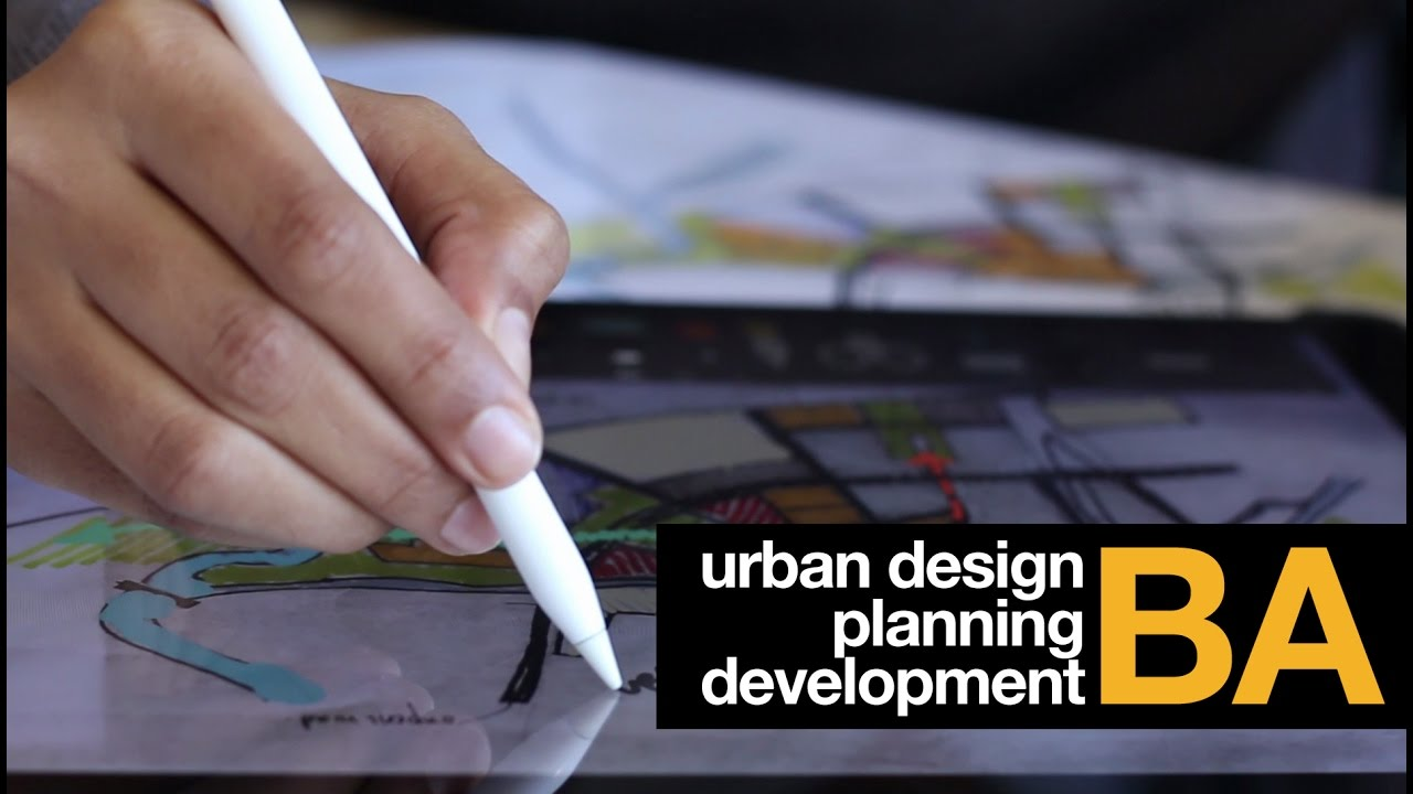 BA (Hons) in Urban Design, Planning and Development at